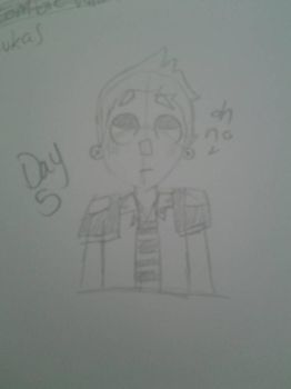 Day 5 by GalaxyXTheXArtist