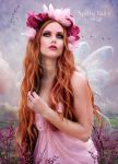 Spring Fairy by EstherPuche-Art