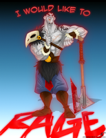 Critical Role Grog by annieawesomesauce