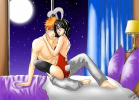 Ichigo loves Chappy by Bellatrix-chan