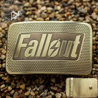 Fallout belt buckle by TimforShade