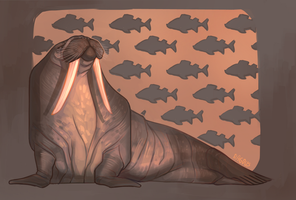I AM THE WALRUS by Ragous