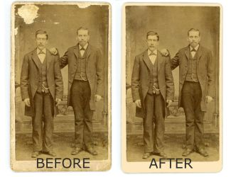 Photorestoration. by revestianieorange