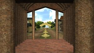 3D Environment Scene by navad108