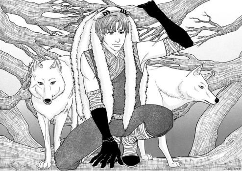 Wolves by Chada