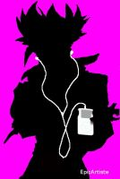 Trunks iPod Advertisment by EpicArtiste
