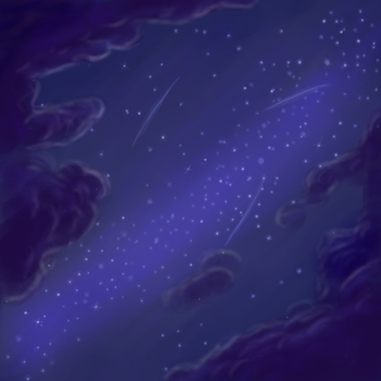 Starry night by ShandrisCZ