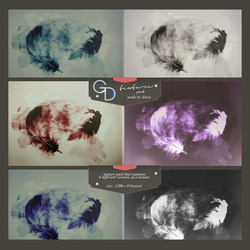 Texture pack 03 by Silvia for Graphic Designer. by taxitoheaven