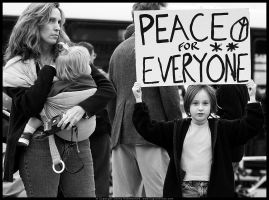Peace for Everyone by digitalgrace
