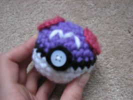 Masterball by ShoopOnTheMoon