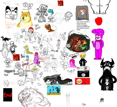 Art Lounge Drawpile #3 by Masterfireheart