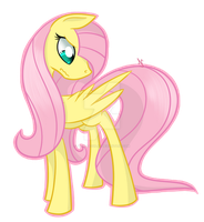Fluttershy by AlphaAquilae