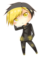 Chibi commission .:suzuaki:. by Magianwizard