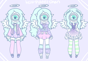 [AT] - Starrlita [outfits] by hello-planet-chan