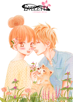 Yano and Nanami. by Eveletta