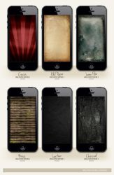 Wallpapers iPhone 5 by GrunySo