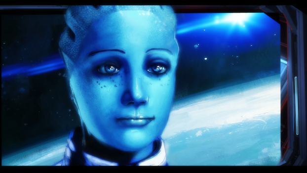 _Liara-Mass Effect_ by BAN---KAI