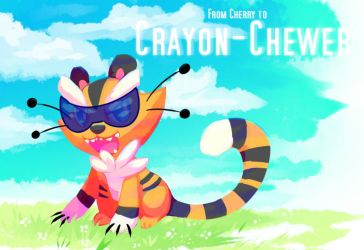 For Crayon-chewer by Pand-ASS