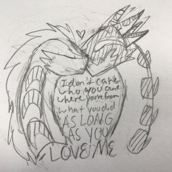 As Long As You Love Me by delcattylover469