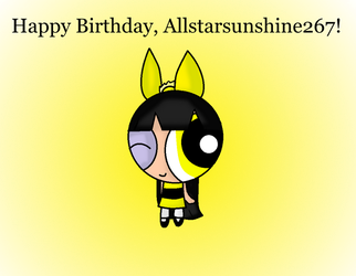 B-day Gift- Sunshine by anilovespeace