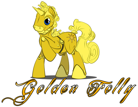 Golden Folly by Lurks-no-More