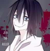 JEFF THE KILLER by imitation13