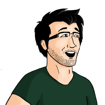 Happy Markimoo by bewareofninja