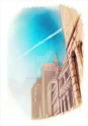 Contrail by hayousena