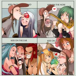 Kiss Meme: Sinful Style. by Endling