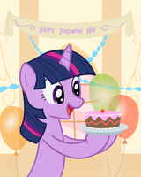 Twilight made you Cake by Iaomai