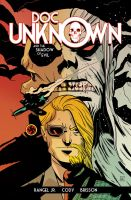 Doc Unknown #2 Cover by ryancody