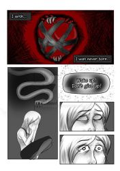 From within the darkness page 4 by crimsondee