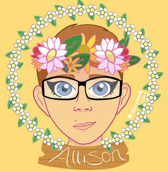 Icon FlowerCrown2 by allierootoo