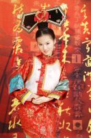 Qing GeGe I by angelcurioso