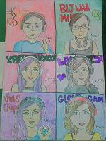 lets play youtuber fanart (part 1) by Petalsandglitter