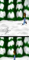 Undertale - Don't.... by Skullgirl-2000