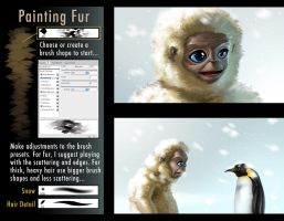 tips for painting fur by DigitalCutti