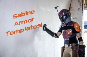 Downloadable - Sabine armor templates by eitanya
