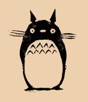 Totoro by TomHenderson