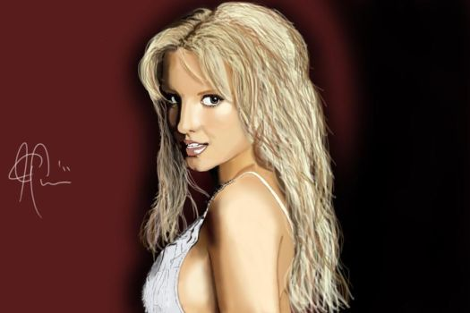 Britney Spears by jcurr87