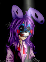    Am I pretty now?    by JustALittleZombie
