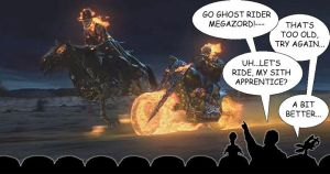 Ghost Rider - MST3K by ARNie00