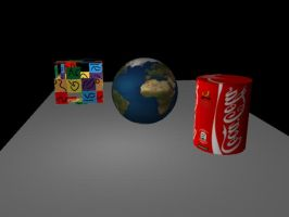 Excercise 4 - UV Mapping by radstylix