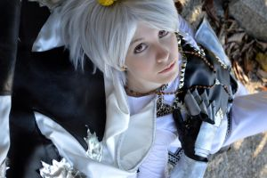 I am not to blame - Teutonic Prussia cosplay by Voldiesama