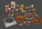 GMOD ported fast food pack for XPS (REM) by DigitalExplorations