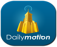 DailyMotion Logo 3D by paradigm-shifting