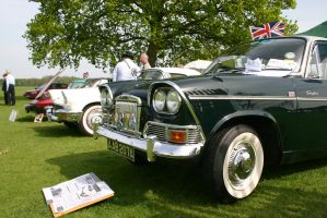 HHVS CLASSIC CARS LINEUP by Sceptre63