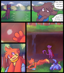 Hope In Friends Chapter 3 Page 36 by Zander-The-Artist