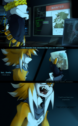 Mini Comic | Void arrived - Bring the madness by 0Lau-Chan0