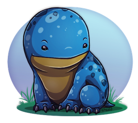 Quaggan by chezzepticon
